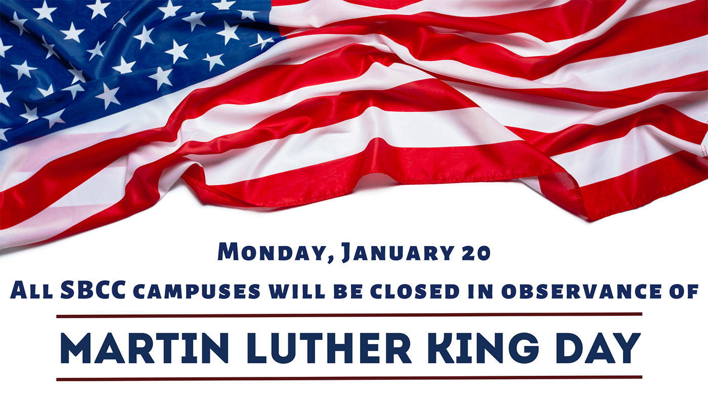 campuses closed for MLK day 1-20-2020